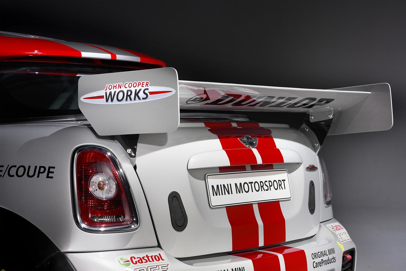 2011 MINI John Cooper Works Coupé Endurance