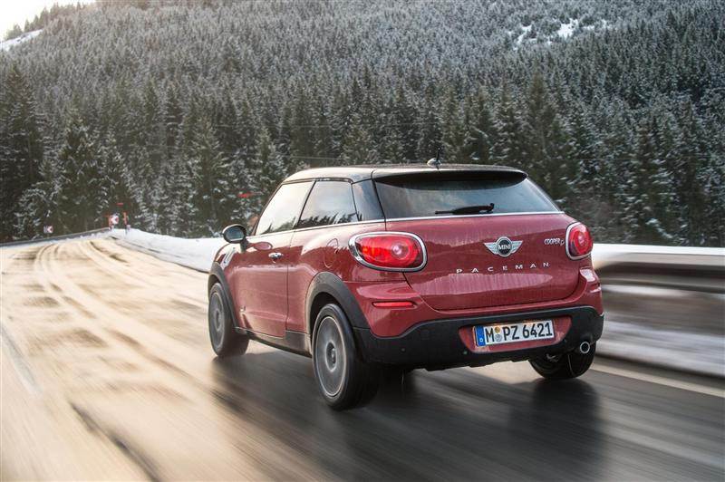 2013 Mini Cooper D Paceman All4 Image Photo 17 Of 25
