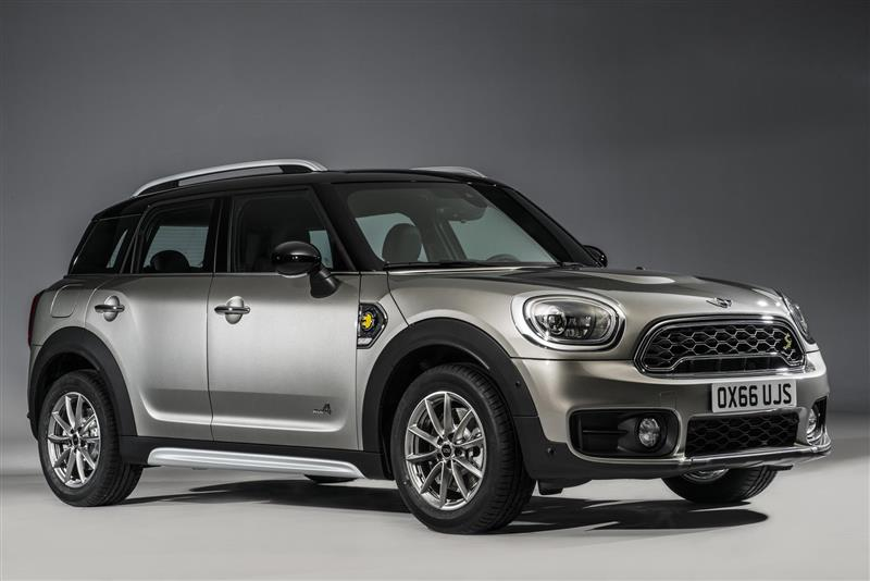 2016 MINI Cooper S E Countryman ALL4
