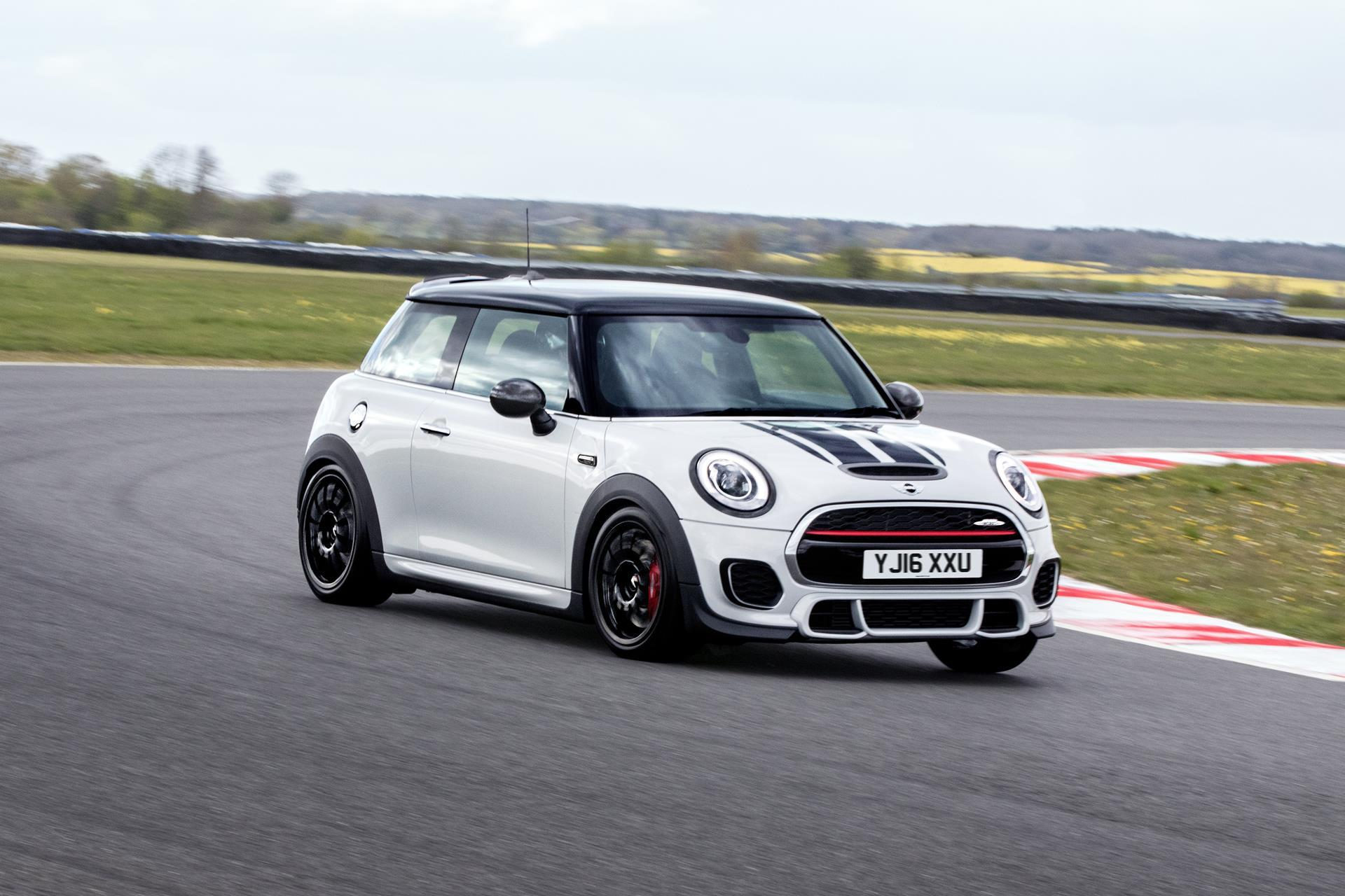 2016 Mini John Cooper Works Challenge News And Information
