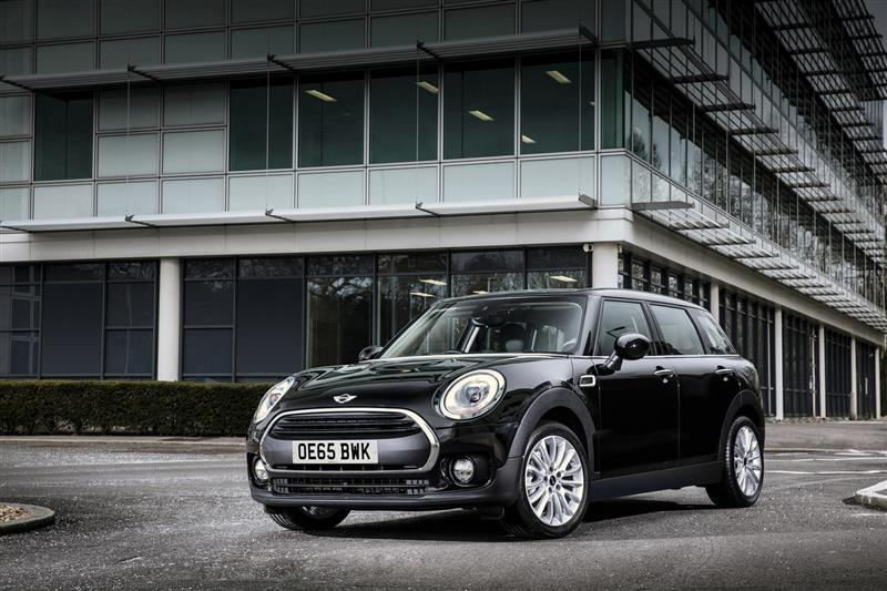 2016 Mini One D Clubman News And Information