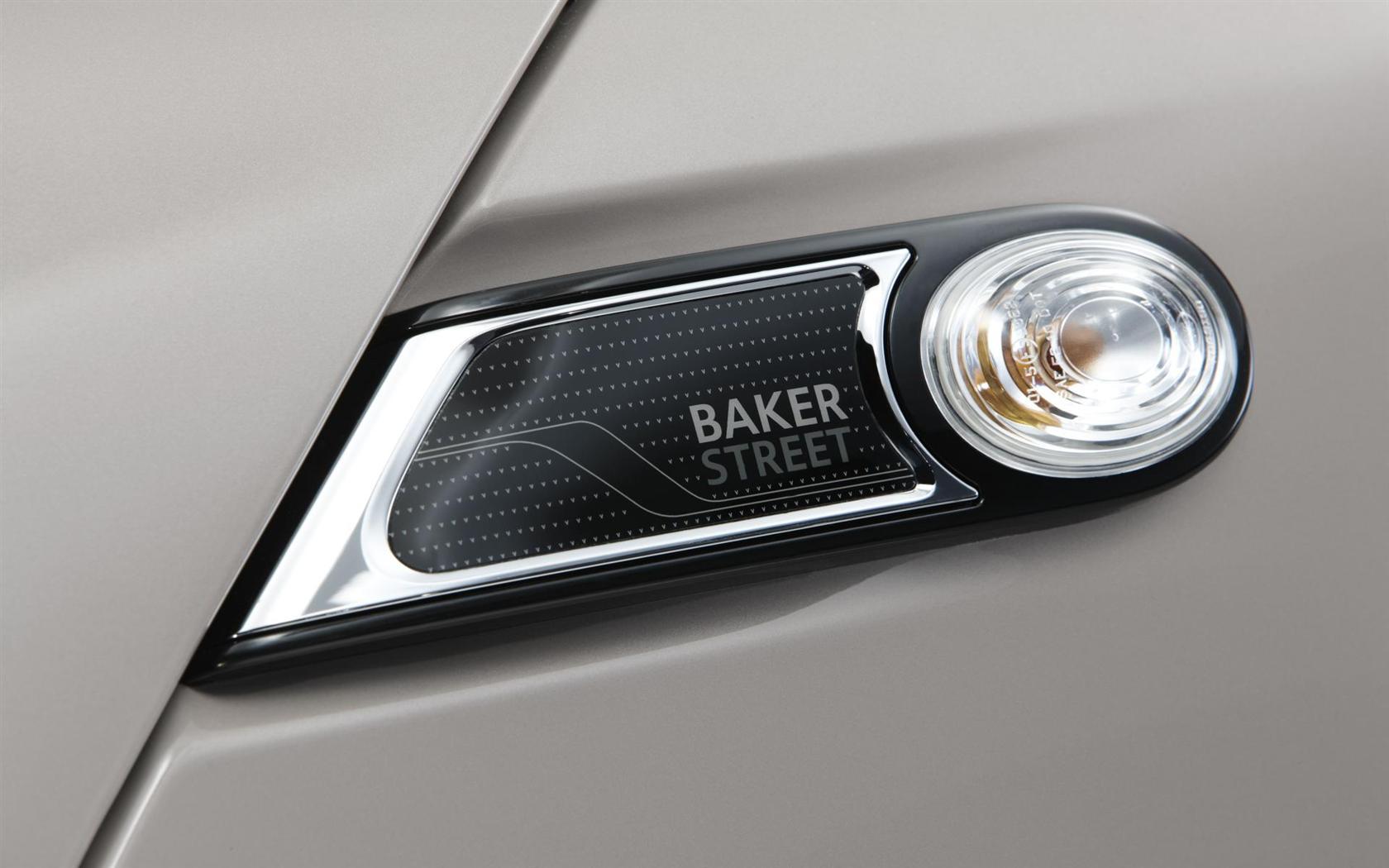 2012 MINI Cooper Baker Street