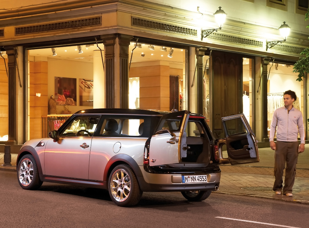 Auction Results And Sales Data For 2008 Mini Clubman