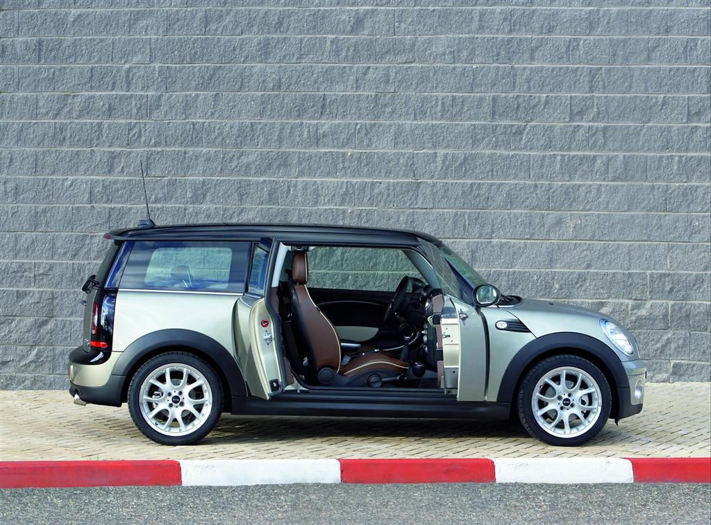 Auction Results And Sales Data For 2009 Mini Cooper Clubman