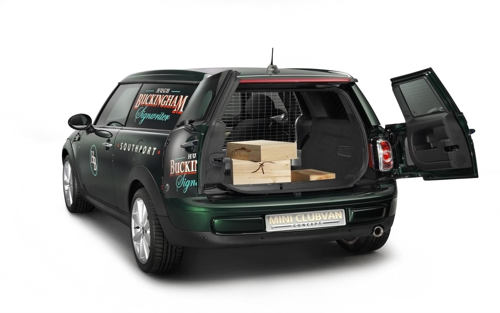 Mini Rocketman 2018 >> 2012 MINI Clubvan Concept Image. https://www.conceptcarz.com/images/MINI/Mini-Clubvan-Concept ...