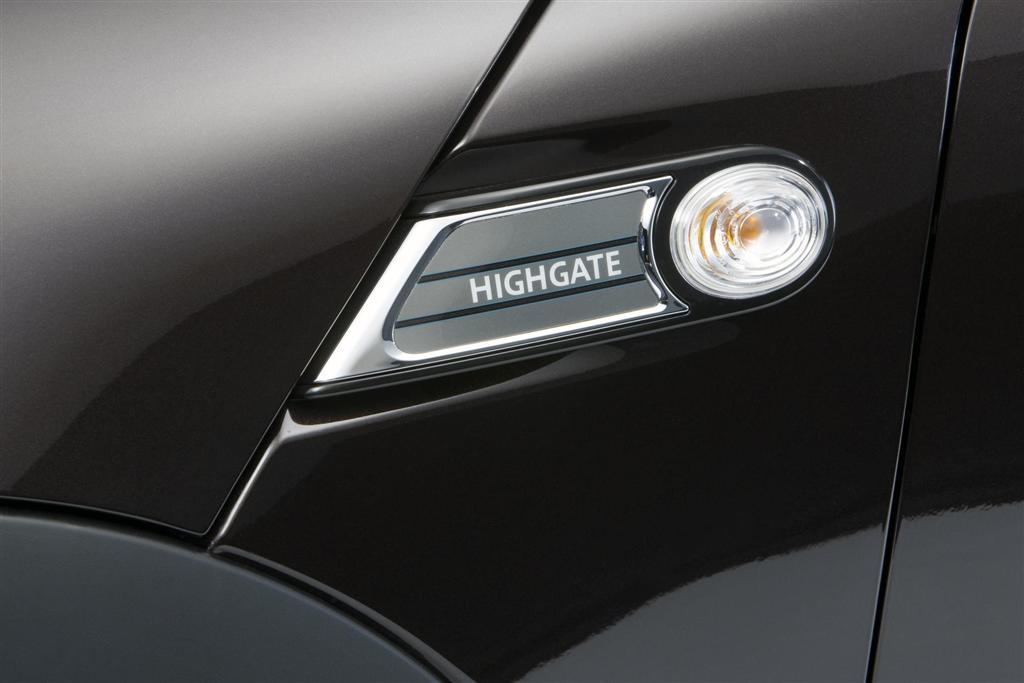 2012 MINI Convertible Highgate