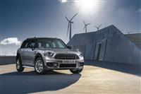 MINI Countryman Monthly Sales
