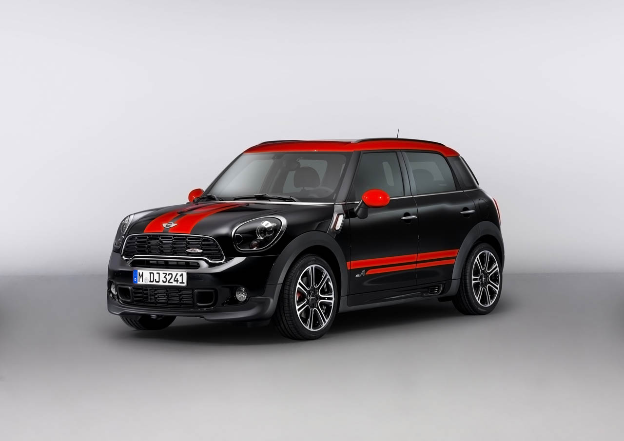 2013 mini countryman john cooper works technical. Black Bedroom Furniture Sets. Home Design Ideas