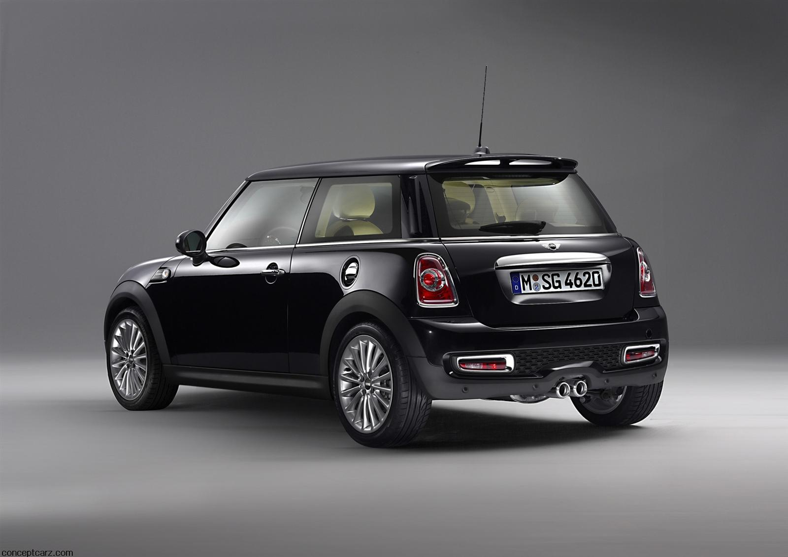 2011 MINI Inspired By Goodwood