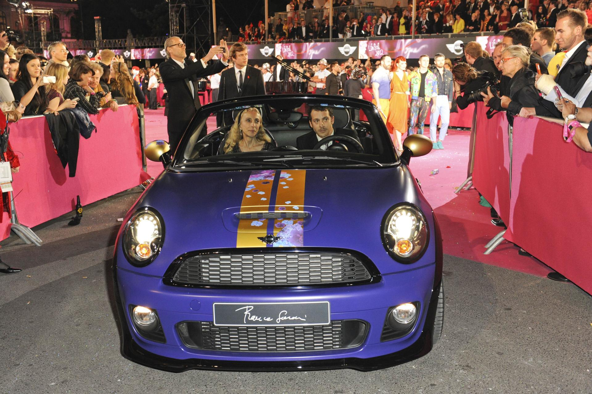 2013 MINI Life Ball Edition
