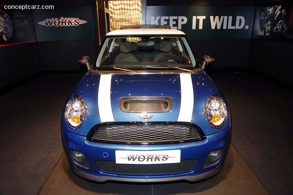 2007 Mini Cooper S John Cooper Works Tuning Kit Image