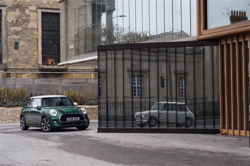 2019 MINI Cooper 60 Years Edition