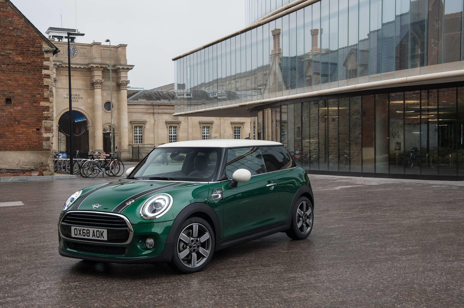 2019 MINI Cooper 60 Years Edition