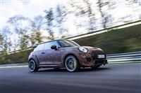 MINI John Cooper Works Electrification Concept