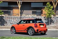 Image of the John Cooper Works International Orange Edition