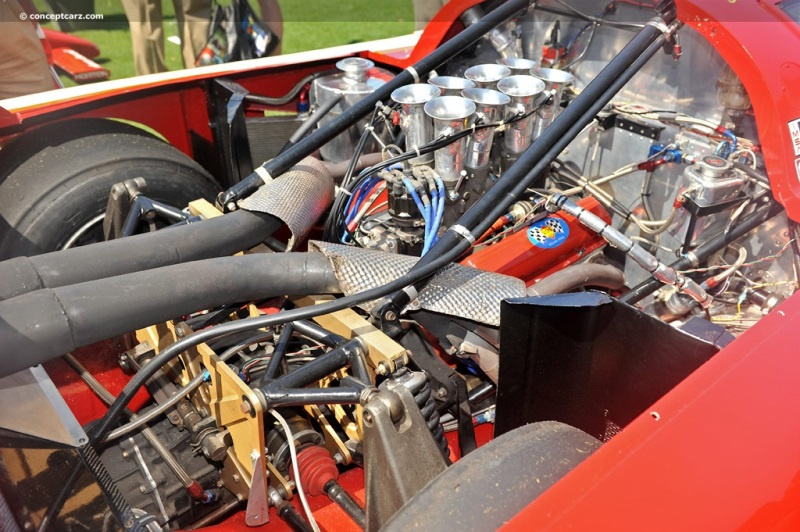 Bobby Rahal Toyota >> Chassis 1 1982 March 82G chassis information