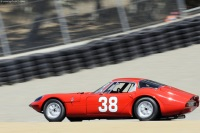 1966 Marcos 1800 GT image.