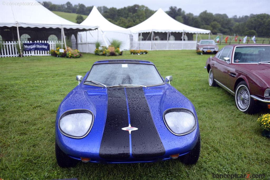 1967 Marcos 1600 GT