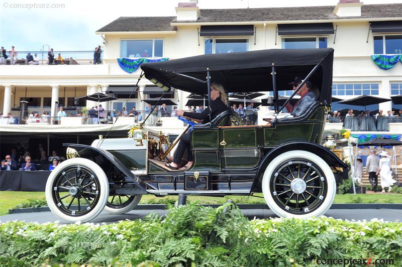 1910 Marmon Model 32