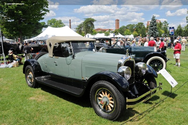1924 Marmon Model 34