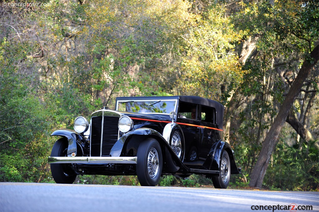 Auction Results and Sales Data for 1931 Marmon Model 16