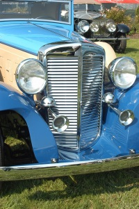 1931 Marmon Model 16.  Chassis number 16141-694