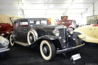 1932 Marmon Sixteen.  Chassis number 16143718