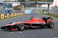 2013 Marussia Formula 1 Season