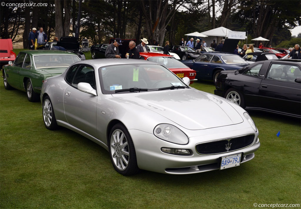 Auction Results And Sales Data For 2000 Maserati 3200 Gt