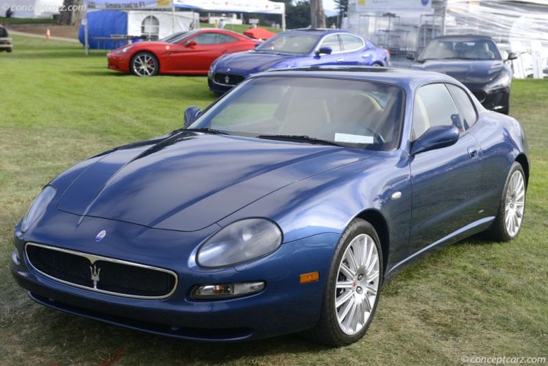 2002 Maserati Coupe Image Photo 19 Of 55