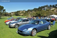 2003 Maserati Coupe image.