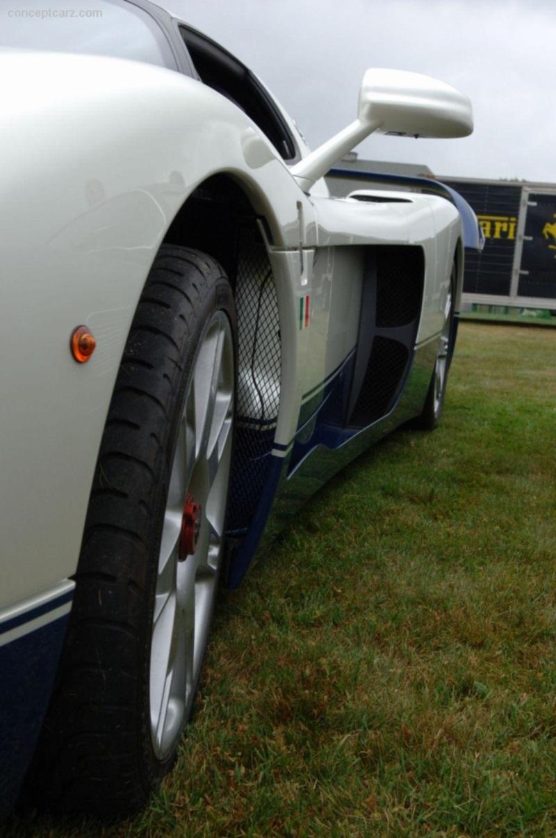 Maserati Mc12 Stradale >> 2004 Maserati MC12 Stradale Image. Photo 47 of 74