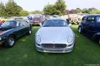 2005 Maserati GranSport.  Chassis number ZAMEC38A950018253
