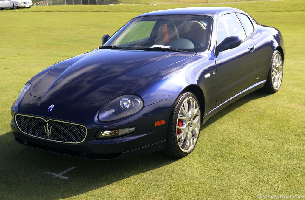 2005 maserati coupe coupe choice image