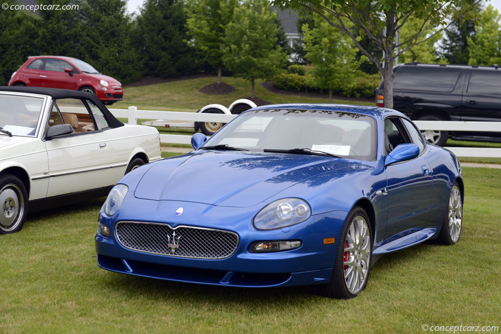 Auction Results And Sales Data For 2006 Maserati Gransport