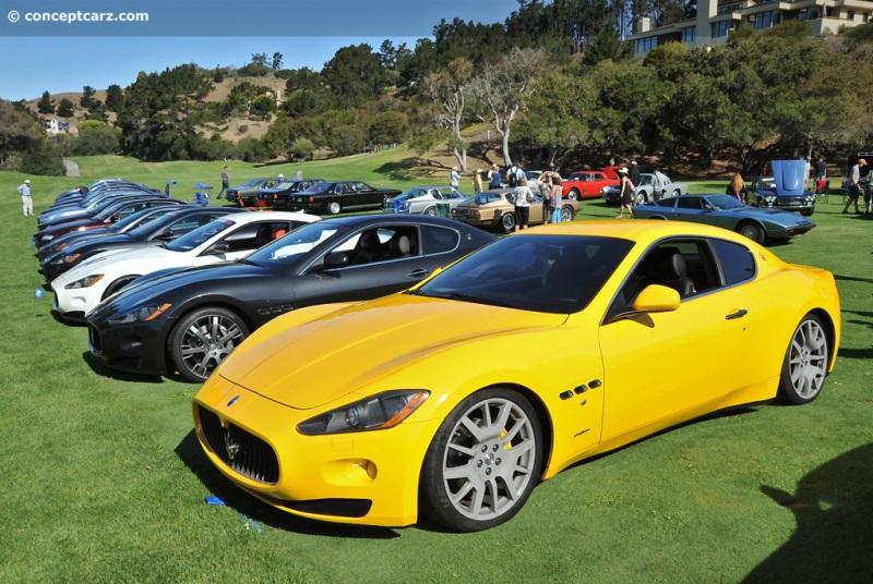 2008 Maserati GranTurismo S Image. Photo 5 of 19
