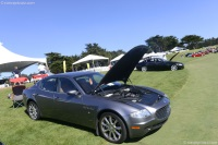 2008 Maserati Quattroporte image.