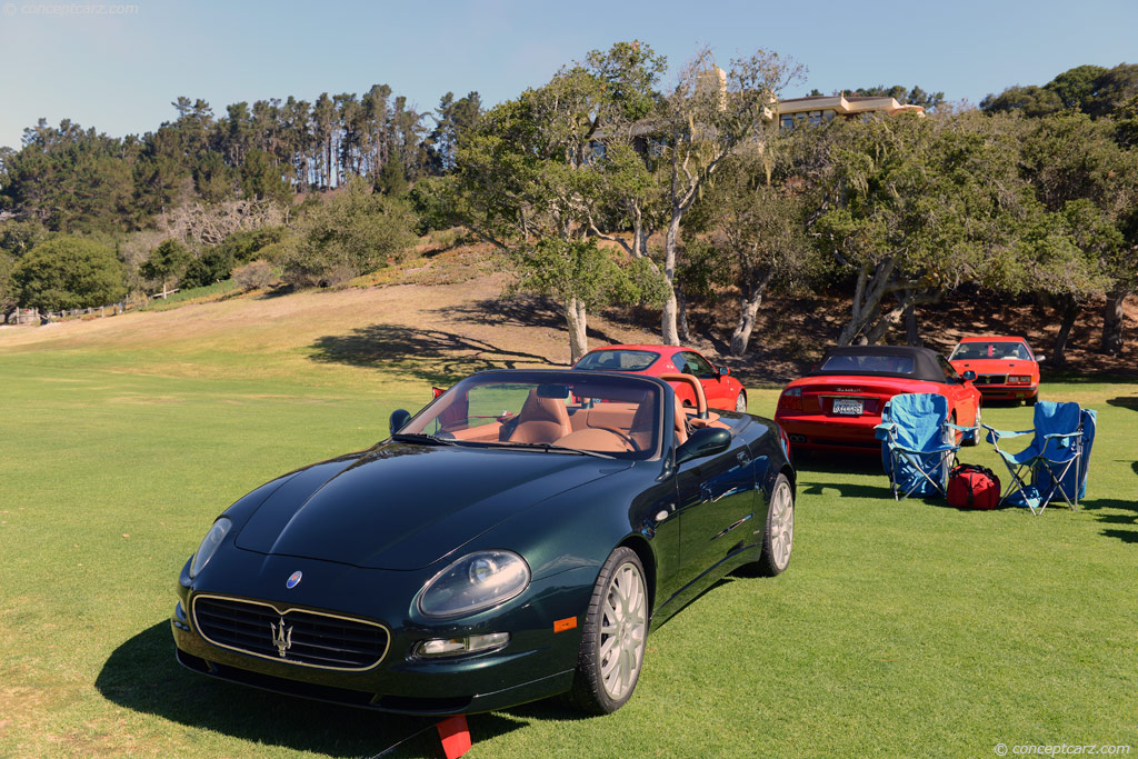 Auction Results and Sales Data for 2005 Maserati Spyder