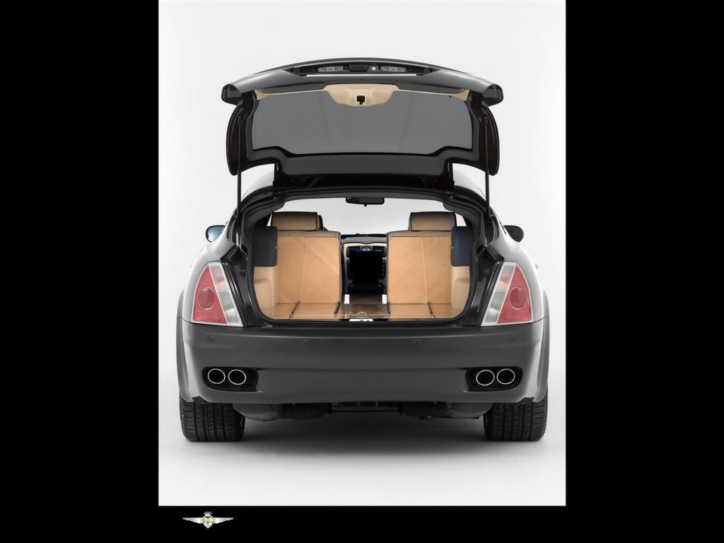 2009 Maserati Quattroporte Bellagio
