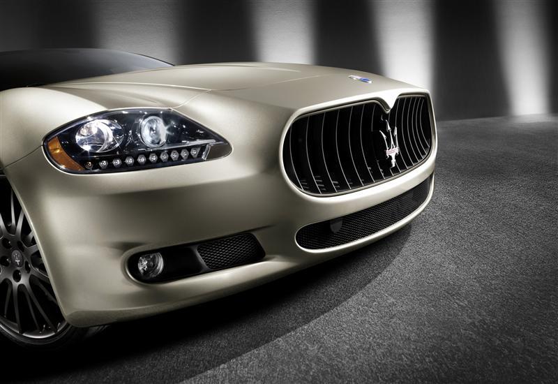 2010 Maserati Quattroporte Sport Gt S Awards Edition Image Photo 6 Of 8