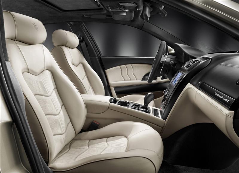 2010 Maserati Quattroporte Sport Gt S Awards Edition Image Photo 4 Of 8