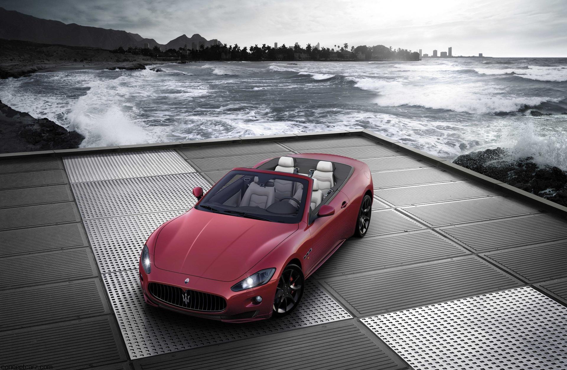 2011 Maserati GranCabrio Sport News and Information