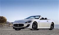 2013 Maserati GranCabrio MC image.