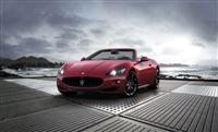 Popular 2013 Maserati GranCabrio Sport Wallpaper