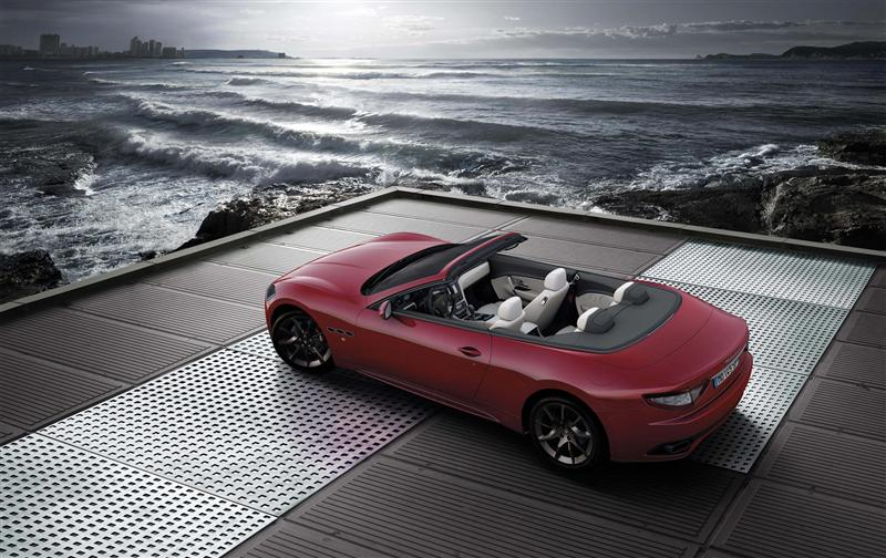 2013 Maserati Grancabrio Sport News And Information