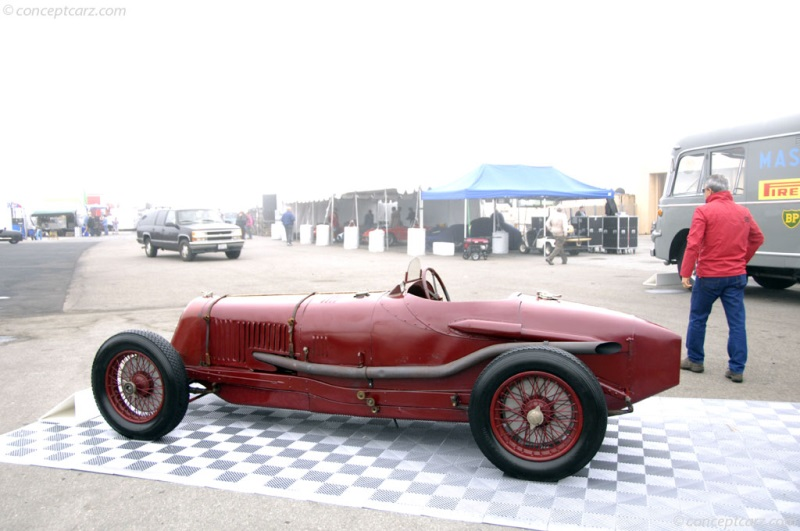 1928 Maserati Tipo 26B M 8C 2800 Grand Prix Image. Chassis number 33/2515. Photo 10 of 58