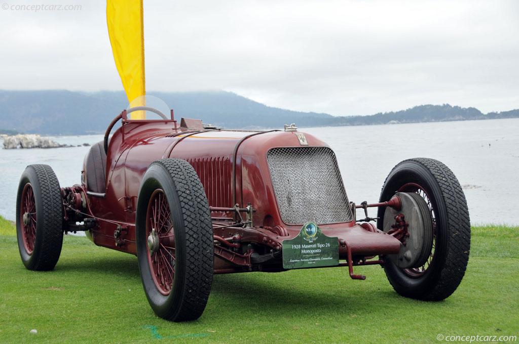 1928 Maserati Tipo 26B M 8C 2800 Grand Prix - .com