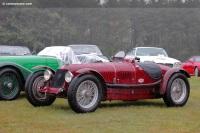 1932 Maserati 8C 3000/M