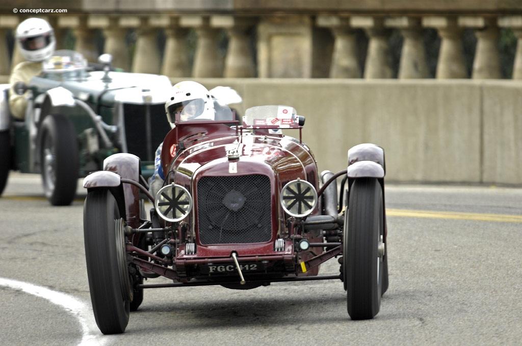 1932 Maserati 8C 3000/M Image. Chassis number 3004. Photo ...