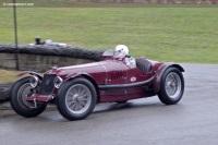 1932 Maserati 8C 3000/M Image. Chassis number 3004